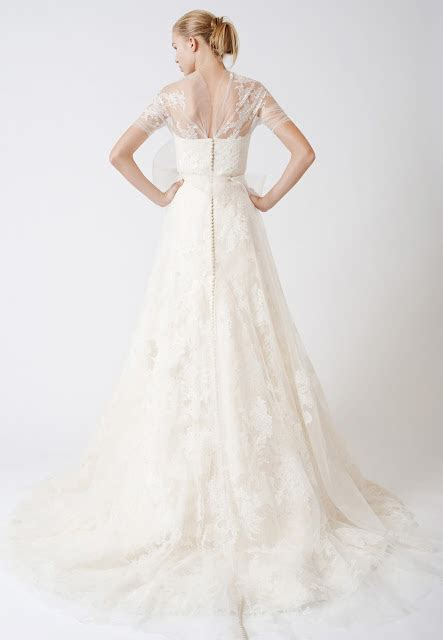 stylista vera wang bridal spring