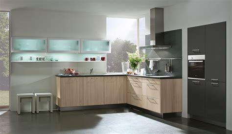 Moderneeinbauküche Classica 1210akaziehell Küchenquelle