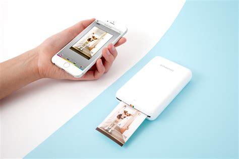 polaroid printer iphone polaroid zip instant mobile printer photojojo