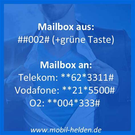 netzclub mailbox abschalten konfigurieren oder einrichten