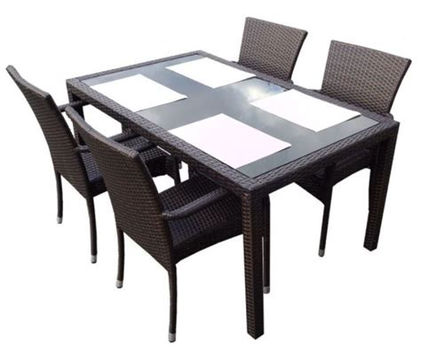 table et chaise de jardin en resine tressee table chaise jardin resine tressee images