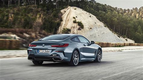 2019 Bmw 8 Series Coupe Enters Production At Dingolfing