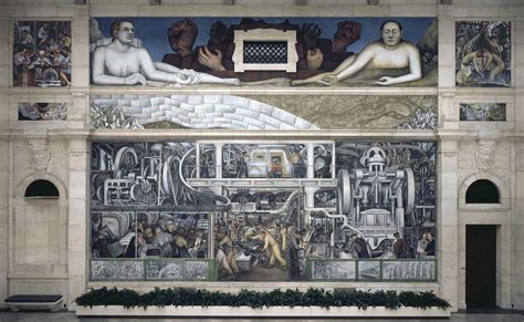 diego rivera mural detroit institute of arts diego rivera frida kahlo exhibition detroit institute of arts