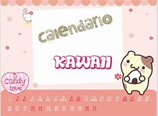Calendario KAWAII PattyKy YouTube