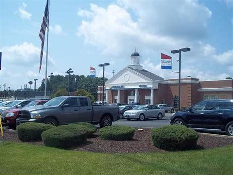 Spitzer Chevrolet North Canton Car Dealership In North