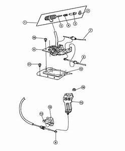 2005 Jeep Wrangler Bushing  Shift Cable  Gearshift