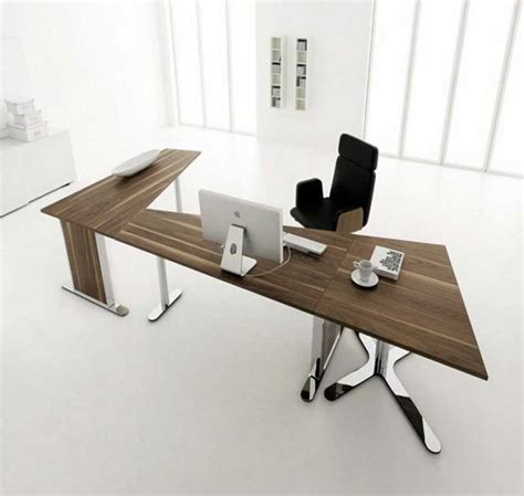 Modern Wood Office Desk Perfect For Wood Office Desk