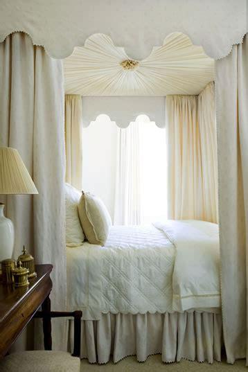 White Bed Canopy  Rainwear
