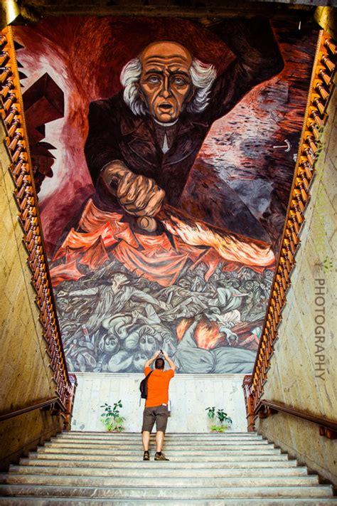 jose clemente orozco murales guadalajara state government palace guadalajara mexico a jose