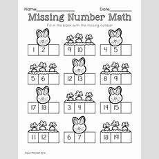 Easter Math  Graphing, Missing Number, Counting On, & Ten Frames  Summer, This Morning And Spring