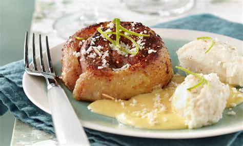 cuisiner tournedos recette tournedos de canard mousseline de chou fleur cru et cuit cuisine et vins de