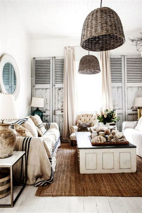 cozy wicker touches   home decor digsdigs