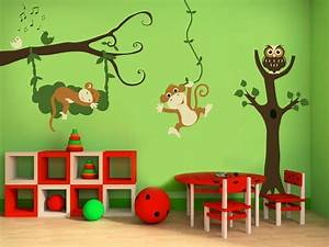 Decorating ideas for a church nursery room