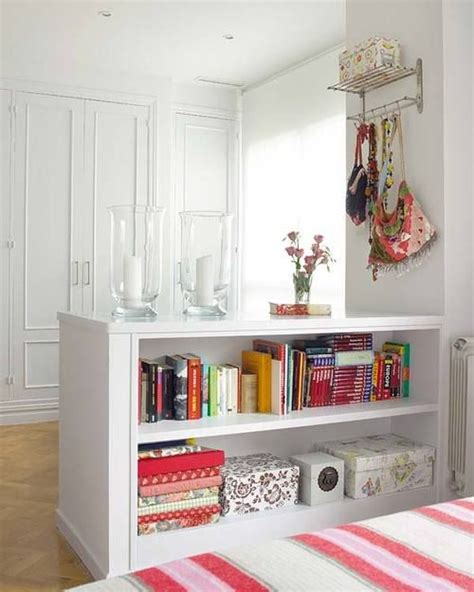 Zimmer Abtrennen Ideen by Knee Wall Shelves Idea To Separate A Room Or At