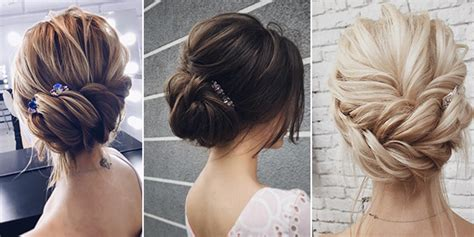 Updo Hairstyles 2018