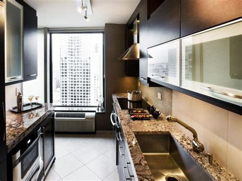 kitchen galley layout small galley kitchen ideas pictures tips from hgtv hgtv 1756