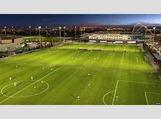 BBC News In pictures Manchester City's new training academy