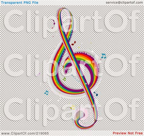 royalty  stock images rainbow  notes background