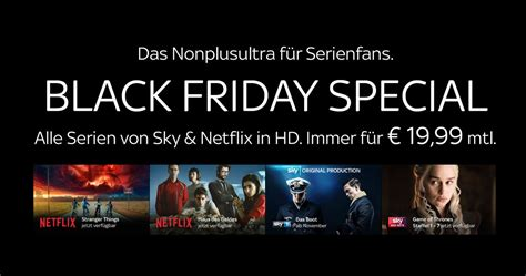 black friday tv angebote sky black friday 2018 black friday angebote bis 26 11