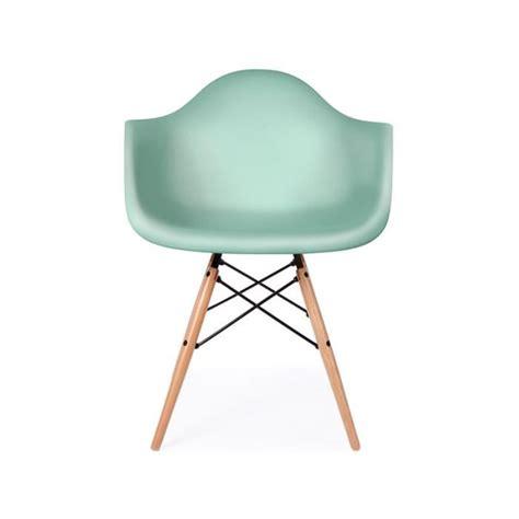 chaise daw bleu vert achat vente chaise salle a manger