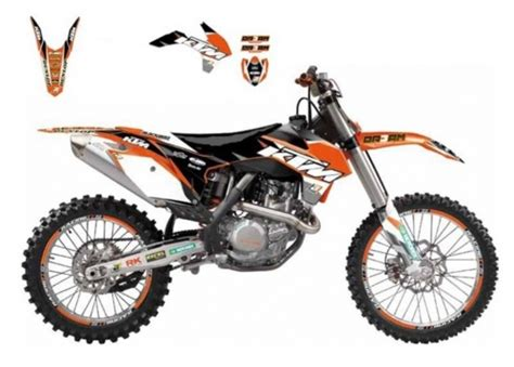 kit deco 125 sx kit deco graphic 3 ktm sx sx f 125 et 1998 2000 crossmoto fr 17 08 2017