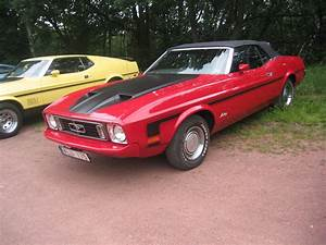 73 mustang | The '73 convertible was noteworthy as the final… | Flickr