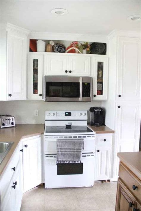 Built In Open Kitchen Shelving by How To Build Open Shelving Above Cabinets For Custom Look