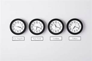 Us Time Zone Clock