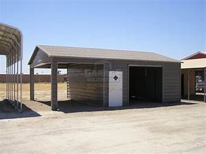 Carport Vor Garage : garage buildings 695 carports garages custom metal buildings garage buildings ~ Sanjose-hotels-ca.com Haus und Dekorationen