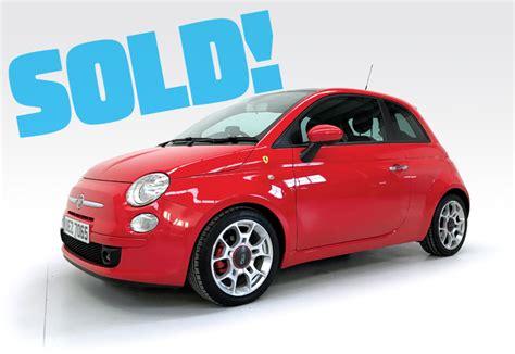 Fiat 500 Dealer by 2008 Fiat 500 Sport Dealer Edition Cold
