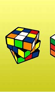Rubik's Cube - free vector illustration - download for ...