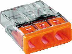 Wago 2273 203 : wago 2273 203 lasklem transparant oranje 3 11 40 incl btw ~ Orissabook.com Haus und Dekorationen