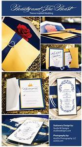 1000 images about beauty and the beast on pinterest With diy beauty and the beast wedding invitations
