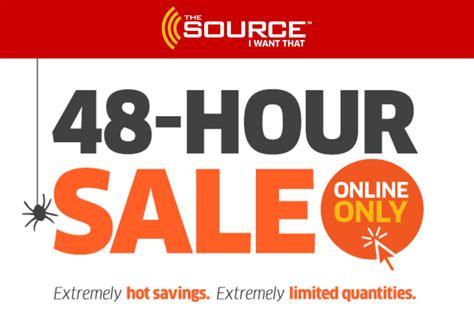source canada  hour flash sale   gb ipod