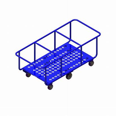 Lumber Cart Flat Carts Plywood Heavy Duty