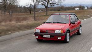Driving The Classics  Peugeot 205
