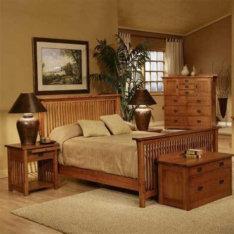 Mission Bedroom Furniture by Mission Style Bedroom Set Fireside Furniture