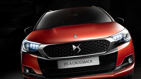 citroen ds 4 crossback 2016 citroen ds 4 crossback top speed