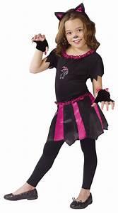 Kids Sweetheart Cat Costume