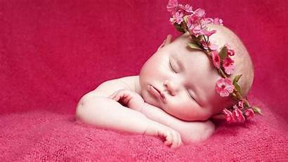 Sleeping Background Flower Wallpapers Having Head Towel