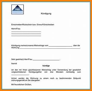 Kündigung Mietvertrag Vorlage : 11 k ndigung mietvertrag vorlage zum ausdrucken theradish society ~ Markanthonyermac.com Haus und Dekorationen