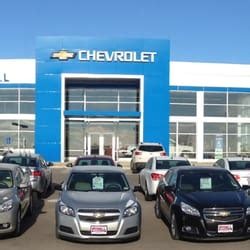Rydell Chevrolet  Car Dealers  1325 E San Marnan Dr