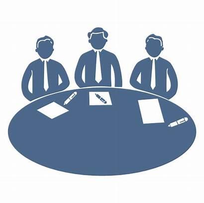 Directors Board Clip Management Clipart Vector Project