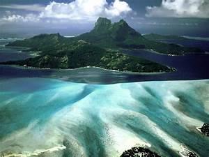 Exotic Places: Exotic Bora Bora Resorts Pictures