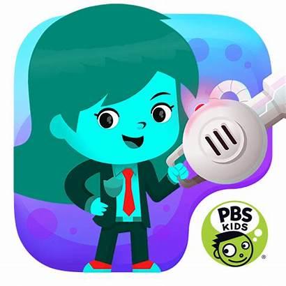 Odd Squad Pbs Blob App Chase Apps