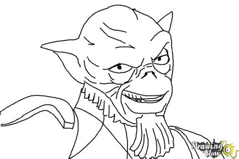 draw zeb  muscle  star wars rebels drawingnow