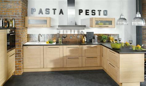 cuisine ardoise conforama cuisine bois blanchi ardoise et briques