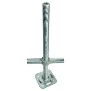 Home Depot Floor Leveling Jacks metaltech 24 in adjustable leveling m mbsjp24h the
