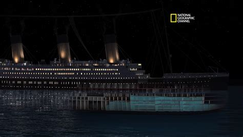 what year did the titanic sink 100 years of the titanic