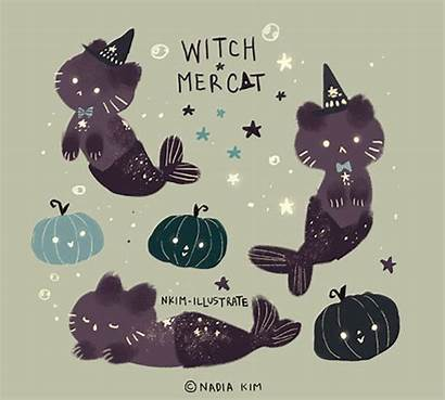 Witch Mercator Doodle
